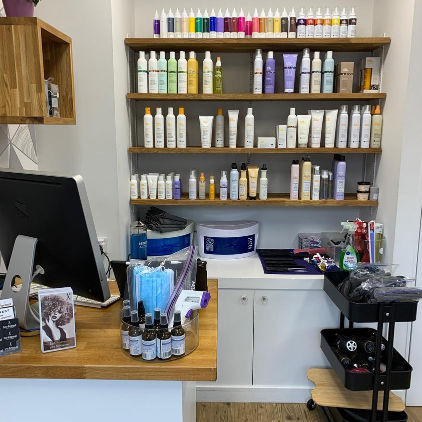 Covid and how salons have changed