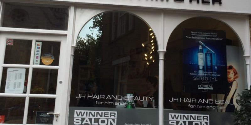 JH Hair And Beauty