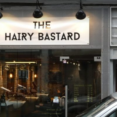 The Hairy Bastard