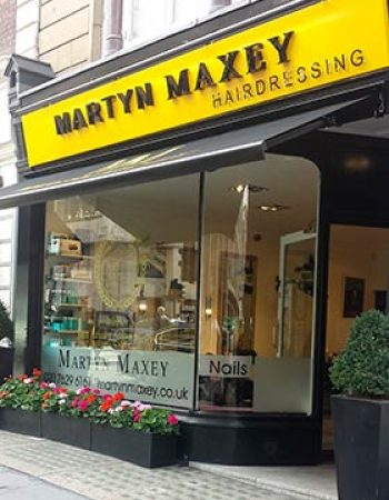 Martyn Maxey Hairdressing & Beauty